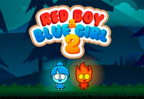 Red Boy Blue Girl 2