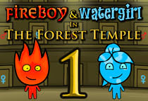 Fire Boy and Water Girl