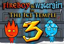 Niño fuego y niña agua 3